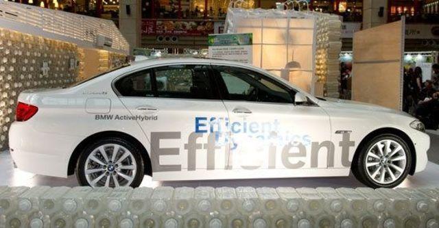 2012 BMW 5-Series Sedan ActiveHybrid 5  第3張相片