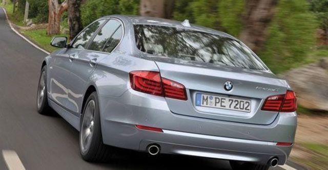 2012 BMW 5-Series Sedan ActiveHybrid 5  第6張相片