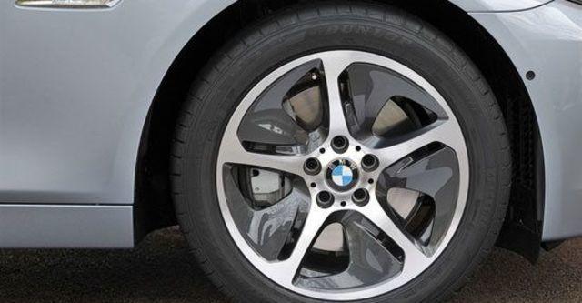 2012 BMW 5-Series Sedan ActiveHybrid 5  第7張相片