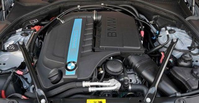 2012 BMW 5-Series Sedan ActiveHybrid 5  第9張相片