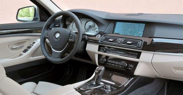2012 BMW 5-Series Sedan ActiveHybrid 5  第10張相片