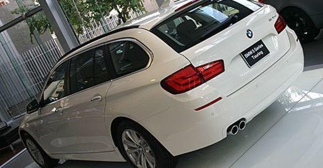 2012 BMW 5-Series Touring 520d  第3張相片