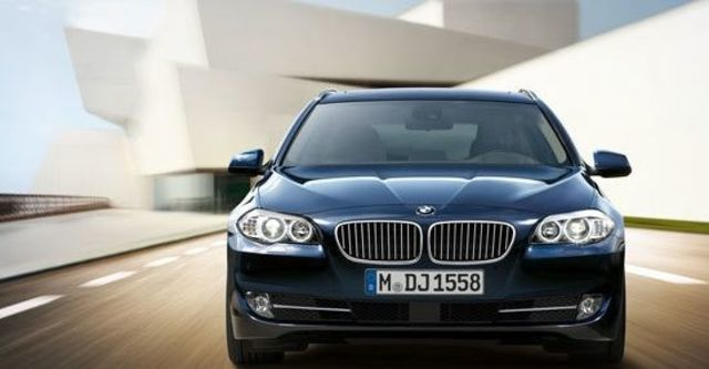 2012 BMW 5-Series Touring 520i  第1張相片