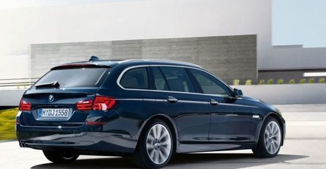2012 BMW 5-Series Touring 520i  第5張相片
