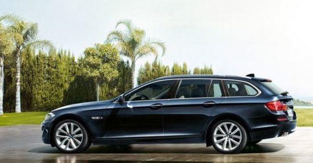 2012 BMW 5-Series Touring 528i  第7張相片