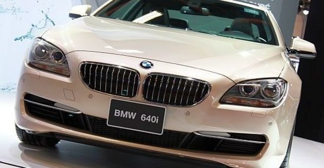 2012 BMW 6-Series Coupe 640i  第3張相片