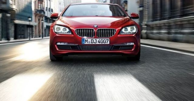 2012 BMW 6-Series Coupe 650i  第3張相片