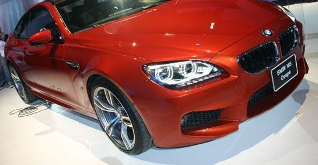 2012 BMW 6-Series Coupe M6  第1張相片