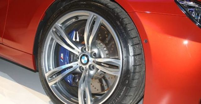 2012 BMW 6-Series Coupe M6  第3張相片