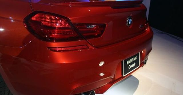 2012 BMW 6-Series Coupe M6  第4張相片