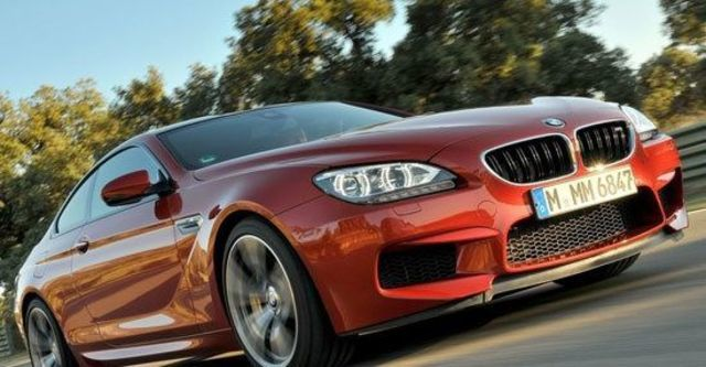 2012 BMW 6-Series Coupe M6  第8張相片