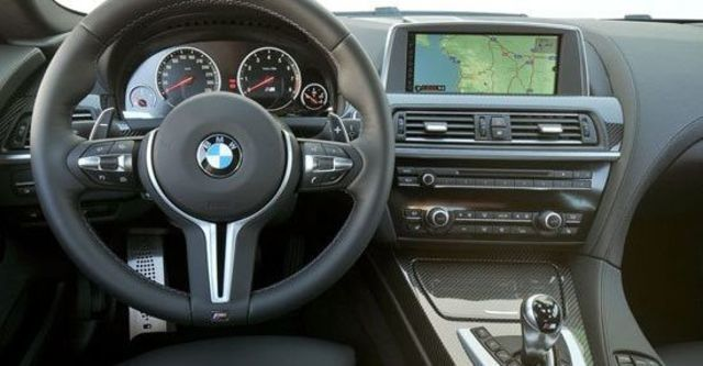 2012 BMW 6-Series Coupe M6  第11張相片