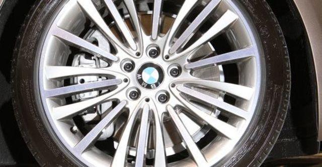 2012 BMW 6-Series Gran Coupe 640d  第4張相片