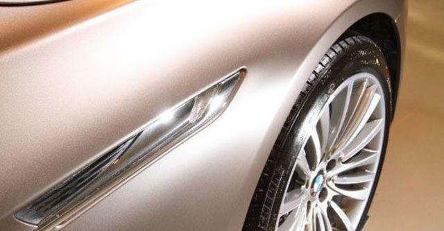2012 BMW 6-Series Gran Coupe 640d  第5張相片