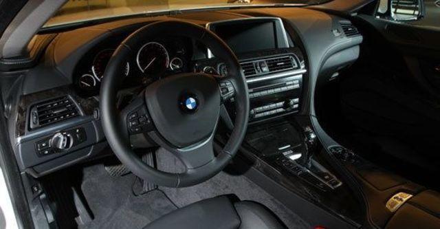 2012 BMW 6-Series Gran Coupe 640d  第9張相片