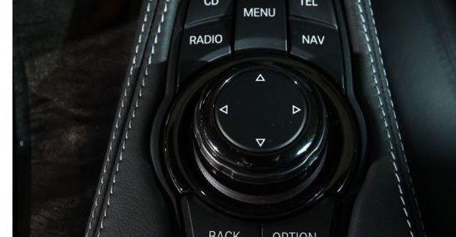 2012 BMW 6-Series Gran Coupe 640d  第11張相片