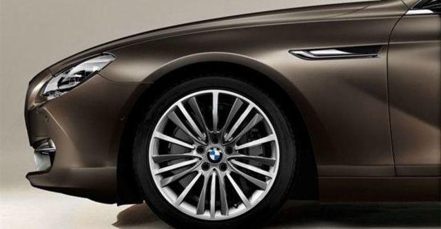 2012 BMW 6-Series Gran Coupe 650i  第3張相片
