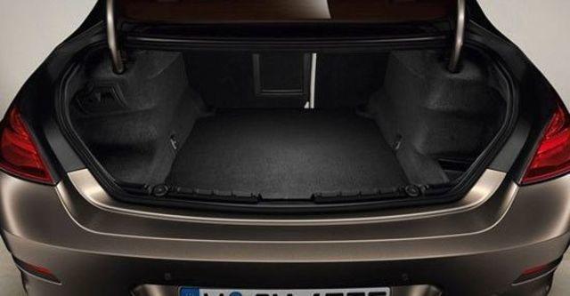 2012 BMW 6-Series Gran Coupe 650i  第4張相片