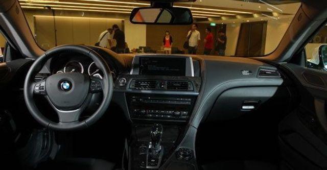 2012 BMW 6-Series Gran Coupe 650i  第6張相片