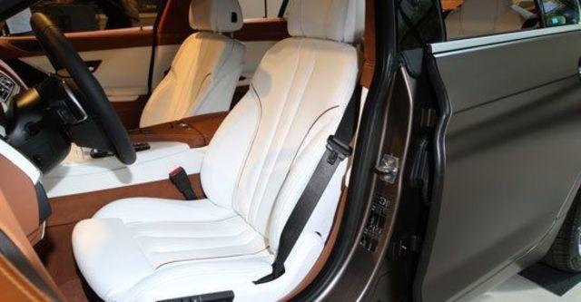 2012 BMW 6-Series Gran Coupe 650i  第7張相片