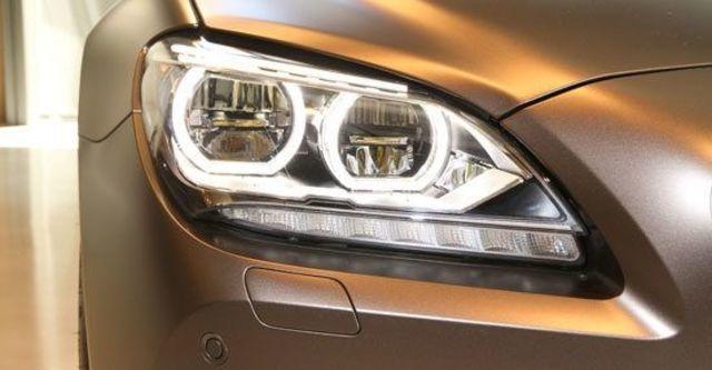 2012 BMW 6-Series Gran Coupe 650i  第11張相片