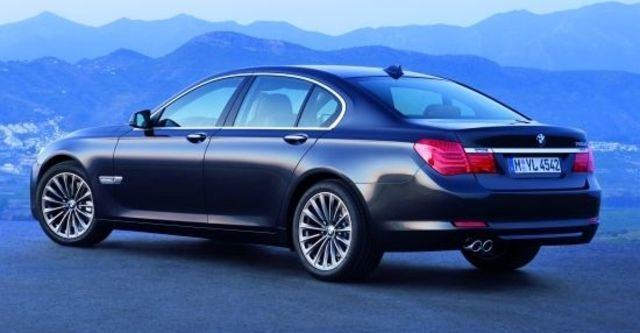 2012 BMW 7-Series 730d  第3張相片