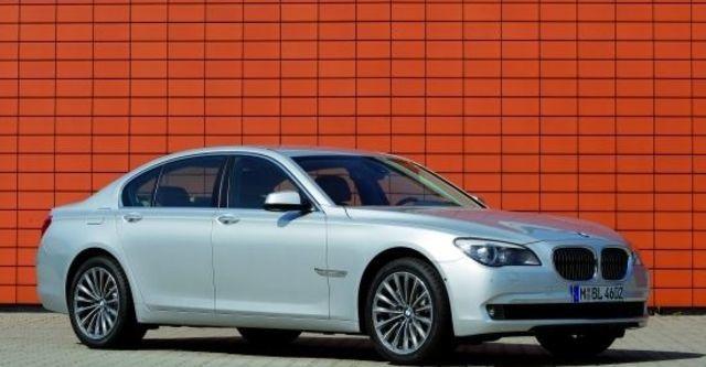2012 BMW 7-Series 730i  第3張相片