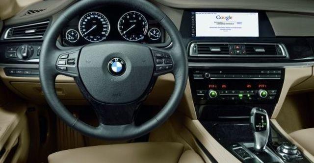 2012 BMW 7-Series 730i  第5張相片