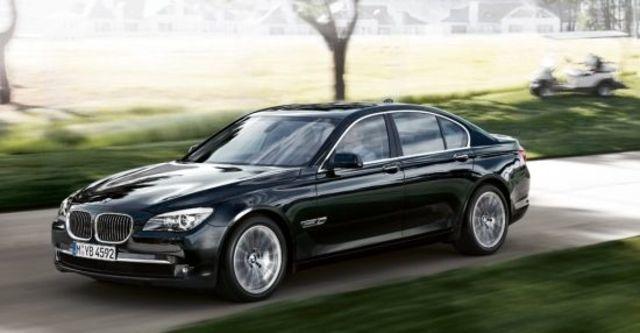 2012 BMW 7-Series 740Li領航版  第4張相片