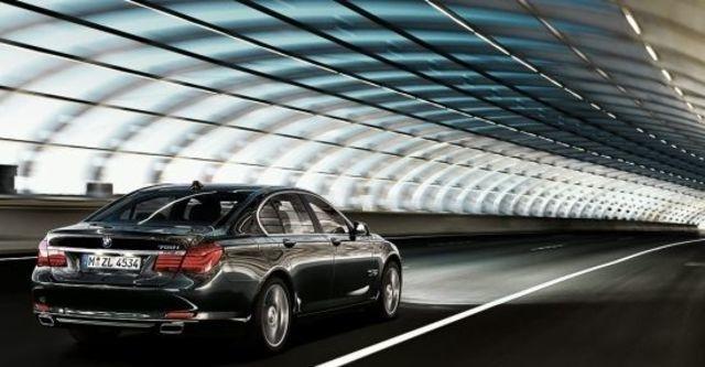 2012 BMW 7-Series 740Li領航版  第6張相片