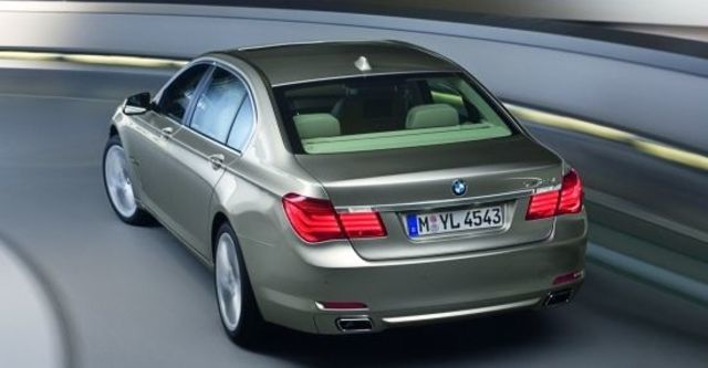2012 BMW 7-Series 750Li  第1張相片