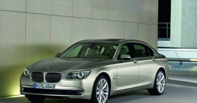2012 BMW 7-Series 750Li  第4張相片
