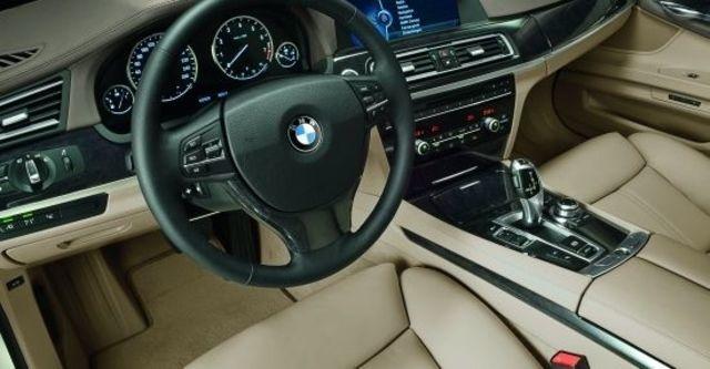 2012 BMW 7-Series 750Li  第7張相片