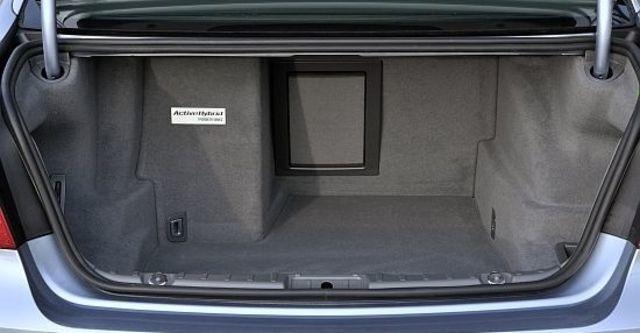 2012 BMW 7-Series ActiveHybrid 7 L  第9張相片
