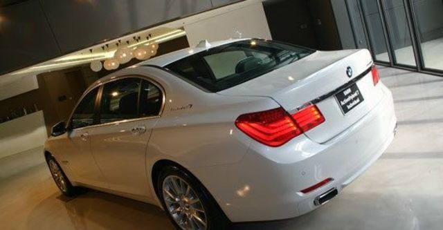 2012 BMW 7-Series ActiveHybrid 7 L Individual  第3張相片