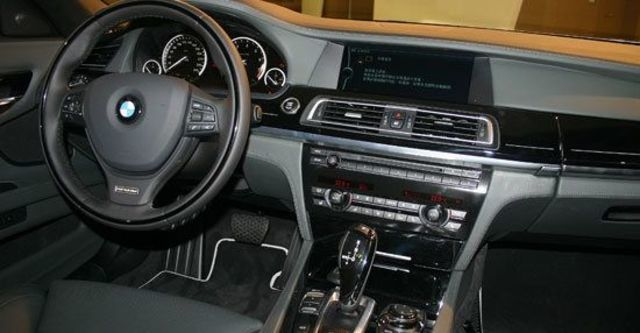 2012 BMW 7-Series ActiveHybrid 7 L Individual  第5張相片