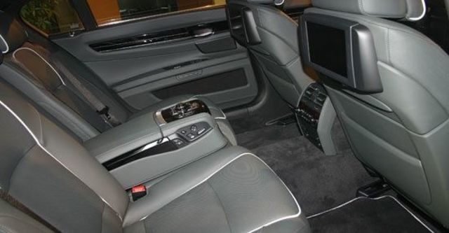 2012 BMW 7-Series ActiveHybrid 7 L Individual  第8張相片