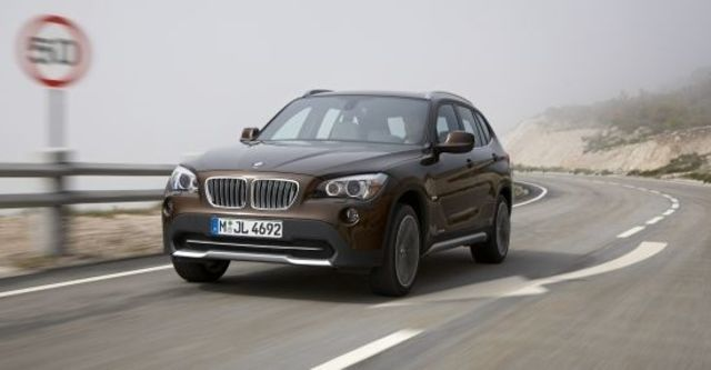 2012 BMW X1 sDrive18i  第1張相片