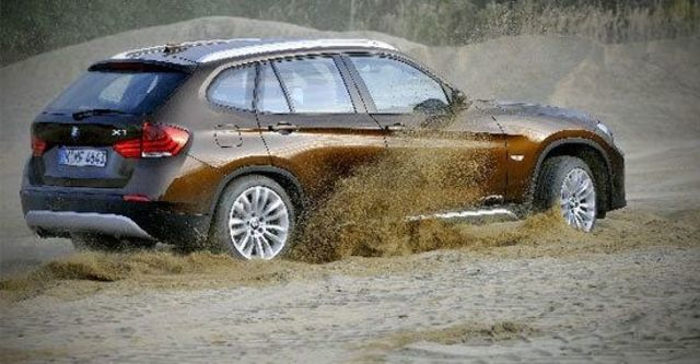 2012 BMW X1 sDrive18i  第4張相片