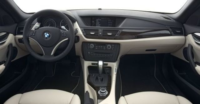 2012 BMW X1 sDrive18i  第5張相片