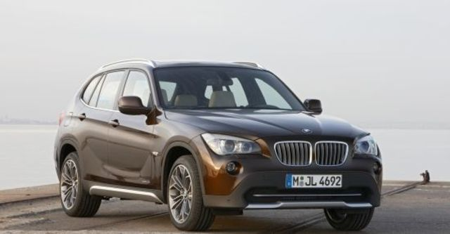 2012 BMW X1 sDrive20d  第1張相片
