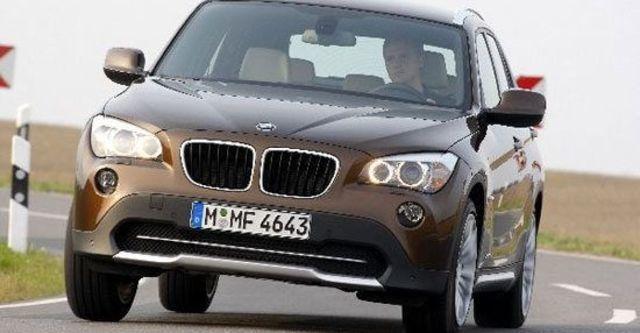 2012 BMW X1 sDrive20i  第1張相片