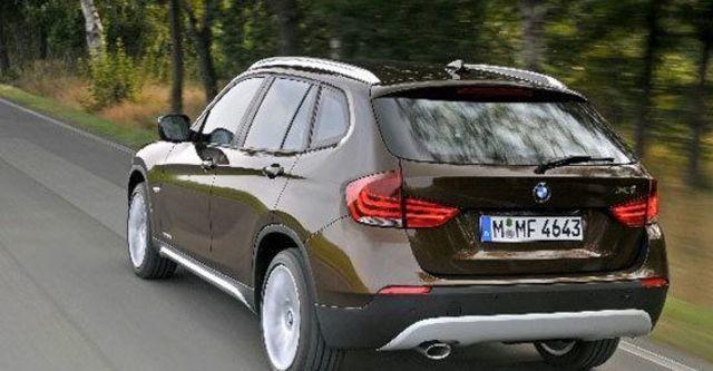 2012 BMW X1 sDrive20i  第3張相片
