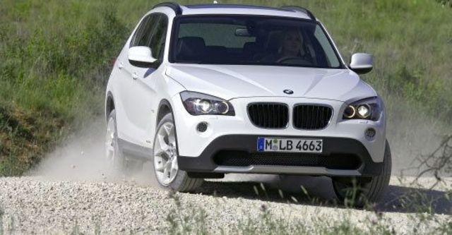 2012 BMW X1 xDrive23d  第1張相片