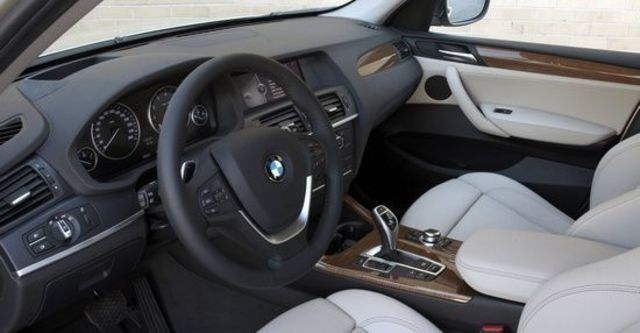 2012 BMW X3 xDrive20i  第6張相片