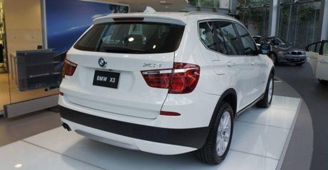 2012 BMW X3 xDrive28i  第3張相片