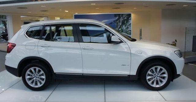 2012 BMW X3 xDrive28i  第4張相片