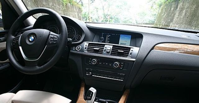 2012 BMW X3 xDrive30d  第4張相片