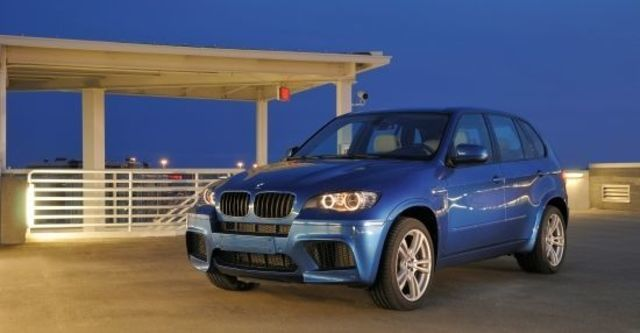 2012 BMW X5 M 4.4  第7張相片