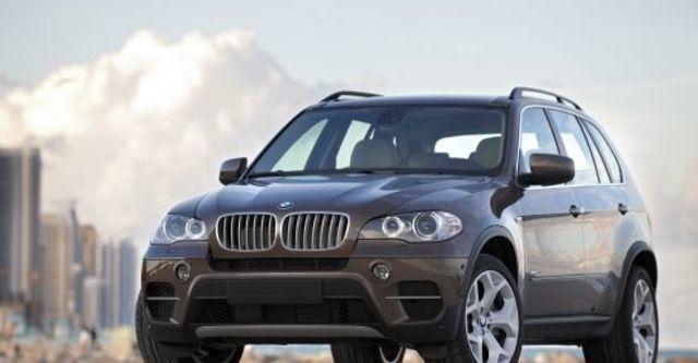 2012 BMW X5 xDrive30d  第1張相片